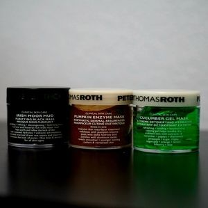 3 Peter Thomas Roth Masks